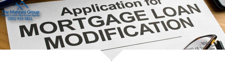 LOAN MODIFICATION APPLICATION